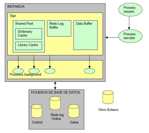 Arquitectura Física Documentación De Bases De Datos I
